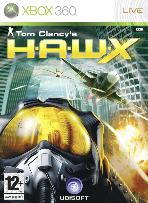 Tom Clancy's H.A.W.X. RF XBOX360-x360inT